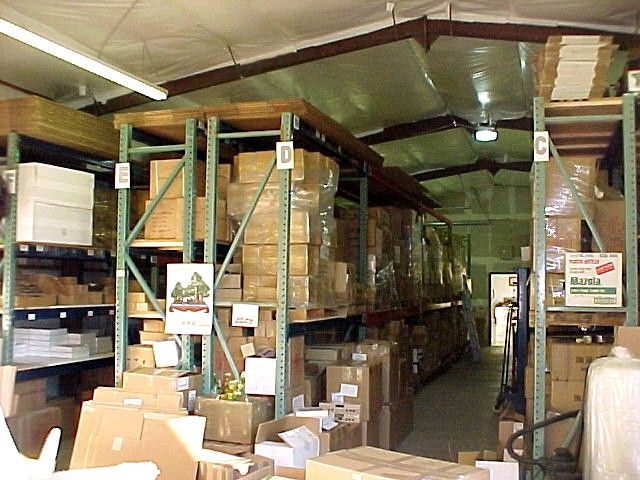 Asia Pacific Garden's Warehouse